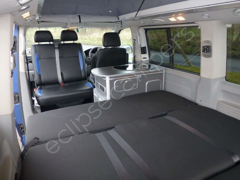 Caravelle Switch Eclipse Custom Campers