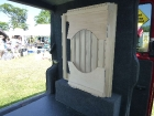 Fold-E SEAT stowed