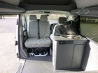 1/2 Escape POD, Table & double swivel seat