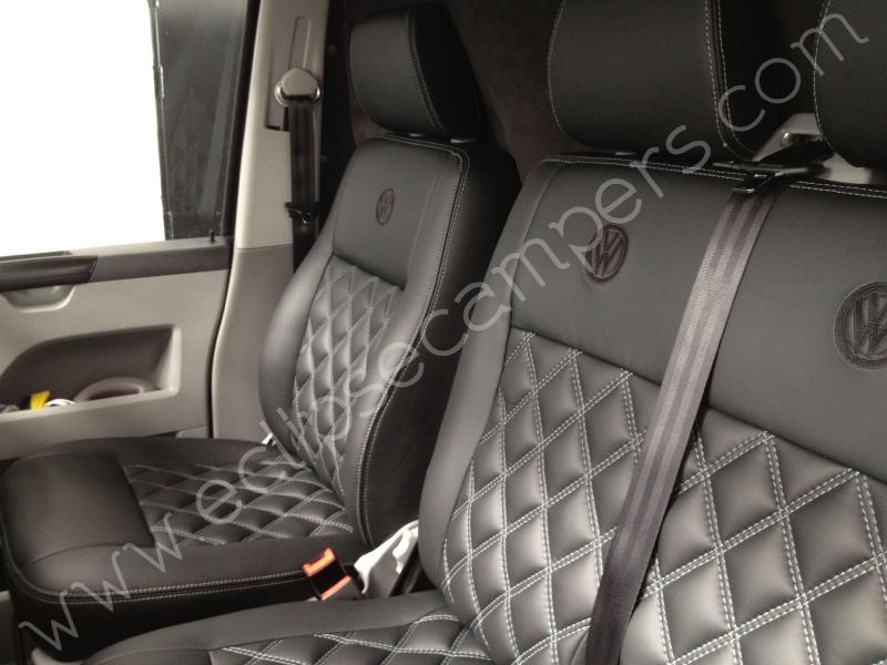 leather upholstery eclipse custom campers. Black Bedroom Furniture Sets. Home Design Ideas