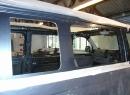 T5 LWB, mid window installation