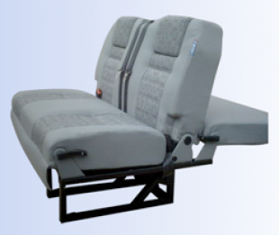 Rib Seat Bed Eclipse Custom Campers